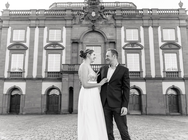 Hochzeitsfotograf Schwetzingen am Schloss oder im Park