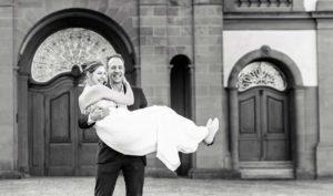 Mannheim Hochzeitsfotograf am Schloss