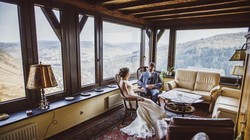 Hochzeit Burg Arras